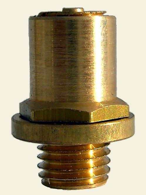Überdruckventil 3 bar, M6 x 0.75 (Ausführung 1)