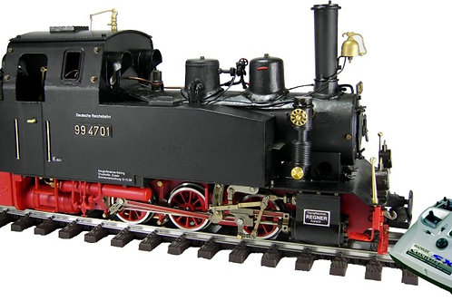 Dampflok Fertigmodell, Prignitzer Kleinbahn 994701