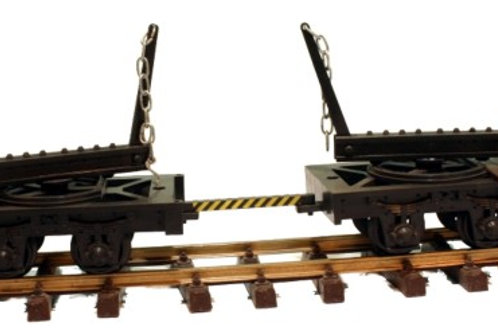 Langholzwagen (Bausatz)