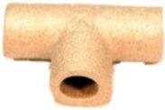 T- Verbinder zum Verlöten Ø 3mm Rohr