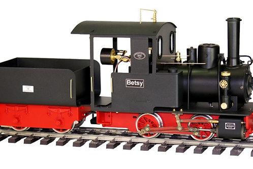 Betsy Schlepptenderlokomotive, Bausatz