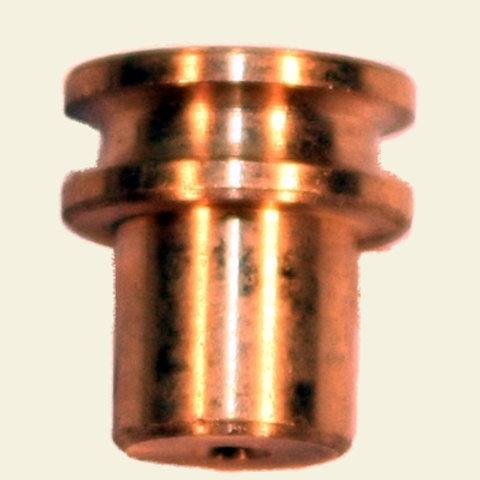 Schnurrolle für E-Motor, Welle 2,2mm Durchmesser