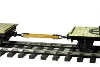 Langholzwagen (Easy Line), Bausatz