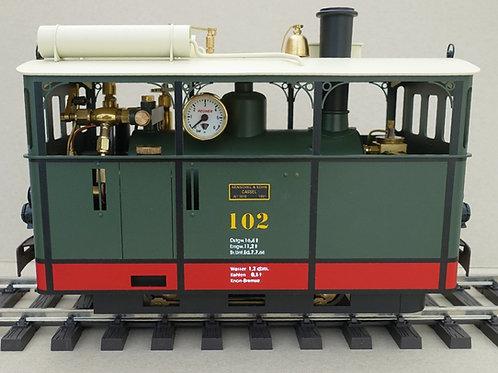 Kastenlok Nr. 102 Easy Line Fertigmodell