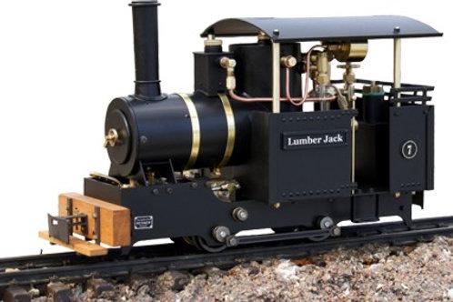 Lumber Jack Echtdampflokomotive