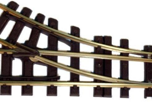 Weiche rechts 30° (R400)