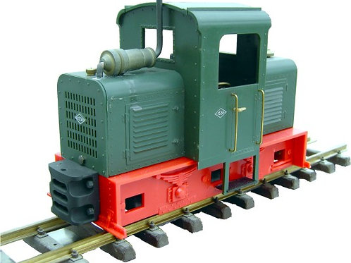 O&K-Diesellokomotive (Bausatz)