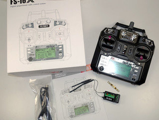 FlySky FS-i6X neue Fernsteuerung im Shop