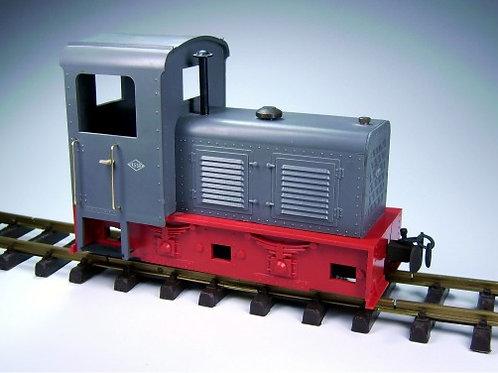 Henschel DG 39, Diesellokomotive (Bausatz)