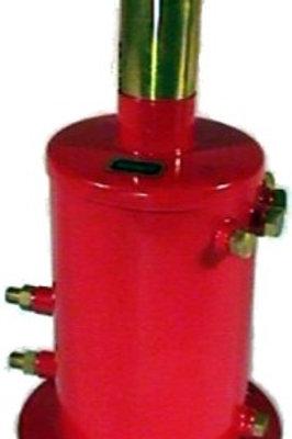 Kondensatbehälter/ Abdampfbehälter stehend