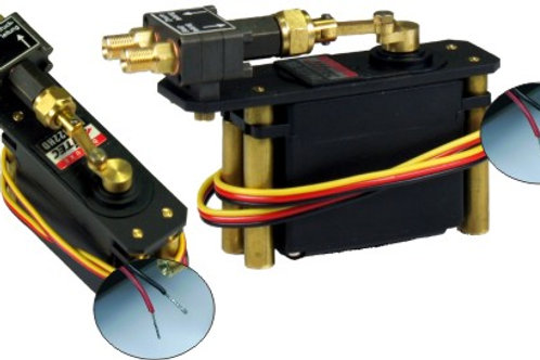 Servo-Pumpe ohne Servoelektronik