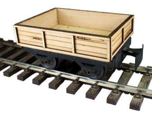 Niederbordwagen (Easy Line), Bausatz