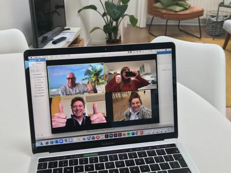 Maak kennis met de Virtuele Federatie én 13 Zoom hygiëne tips!