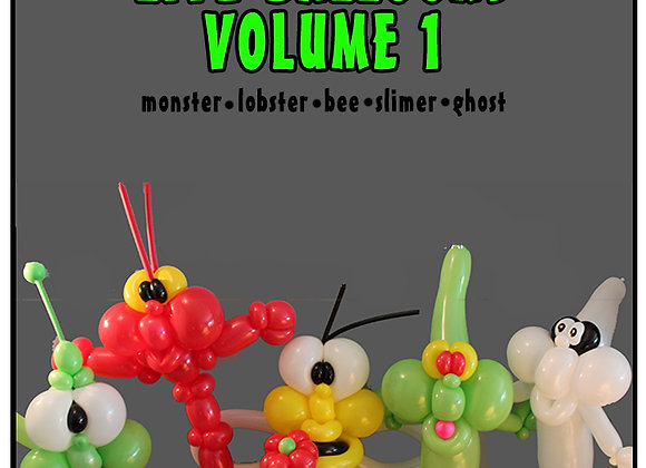 Live Balloons Volume 1 PDF