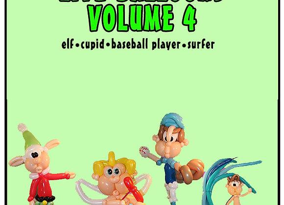 Live Balloons Volume PDF 4