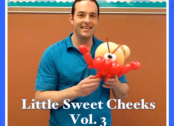 Little Sweet Cheeks Vol. 3