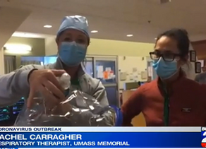 Respiratory Therapist Offers Tips on how to Adopt and Implement Helmet NIV