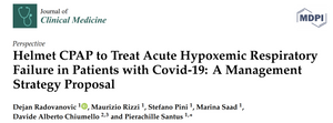 Helmet CPAP to Treat Acute Hypoxemic Respiratory Failure in Patients with COVID-19: A Management Strategy Proposal