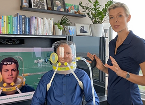 Hands-On Review - NIV StarMed CaStar R Hood from Intersurgical Ltd