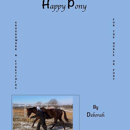 Children's Book, Happy Body, Happy Pony
