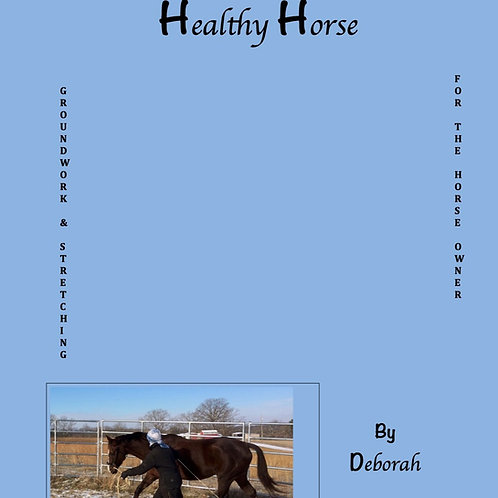 Adult's Book, Healthy Body, Happy Horse