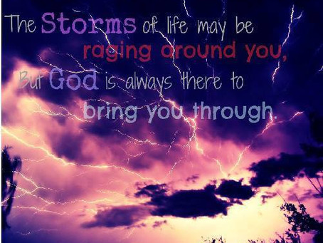 """""""The Storm"""""""