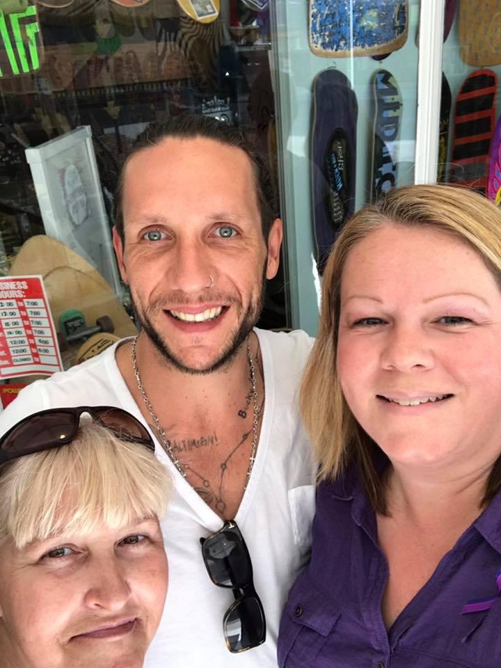 Brandon, Anna, & Sherrie