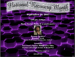 National Recovery Month 2017