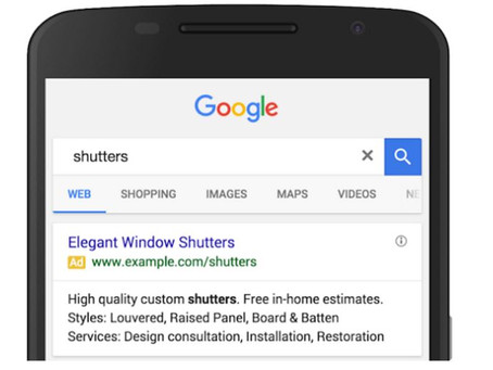 More Text in Google AdWords Ad! Now Get a Second Line of Structured Snippets in Adwords Text Ads