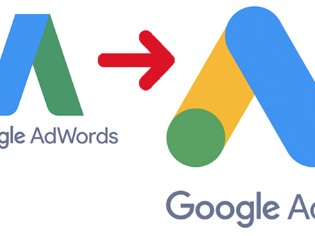 #GoogleAds #Google #AdWords #PPC #SEM - Google Ads Arrives. So Long, AdWords. Google's New Brand