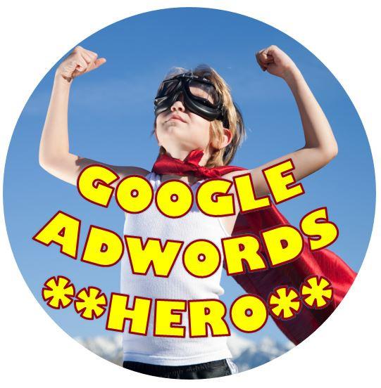 Timu Fokinas, Google AdWords Hero