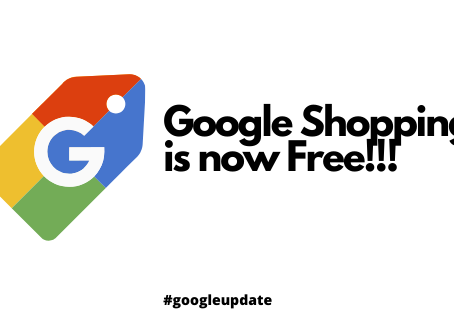 SHOPPING | Google Makes Shopping Ads Free Worldwide