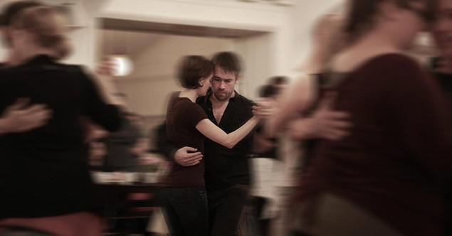 Nathan Smith Dancing Tango