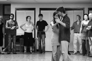 Tango Class with Jaimes & Christa