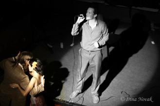Jaims & Christa Tango Performance