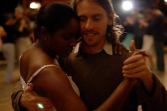 Jaimes & Jamila dancing tango