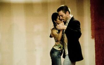 Jaimes & Christa Performing tango