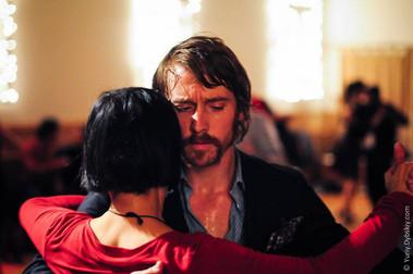 Jaimes dancing tango