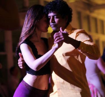Neeraj Dancing Tango
