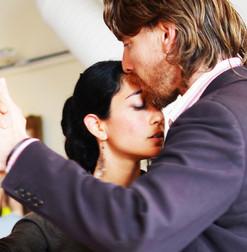 Jaimes & Christa dancing tango