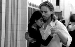 Jaimes & Christa tango dancing