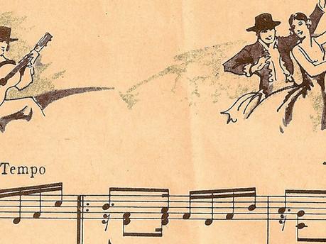 Counting Tango Music