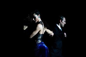Jaimes & Giovana Tango Photo Shoot