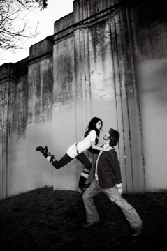 Jaimes & Christa Tango Photo Shoot