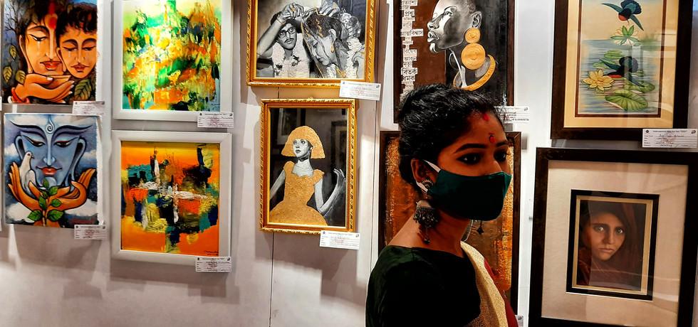 International Mini Art Fair 2021