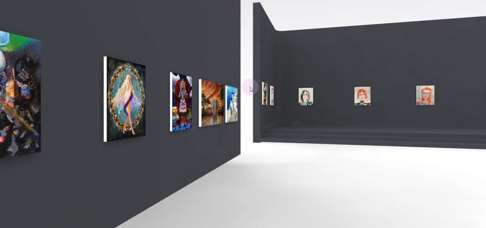 INFINITY Virtual Exhibit