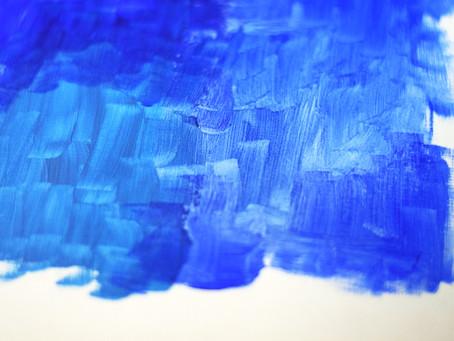 Genuine Lapis Pigment VS Modern Pigments
