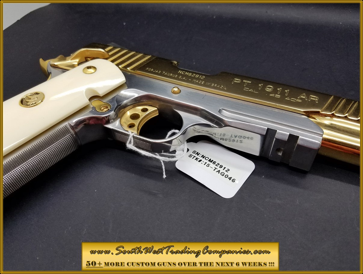 1911 Taurus Special Edition SWTC#15-TAG0046 | swtc