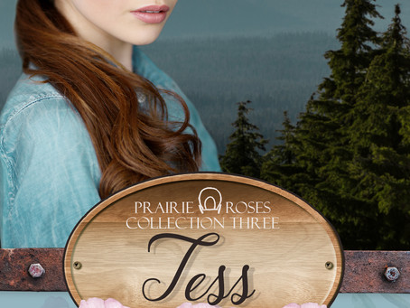 Meet the Characters:  TESS
