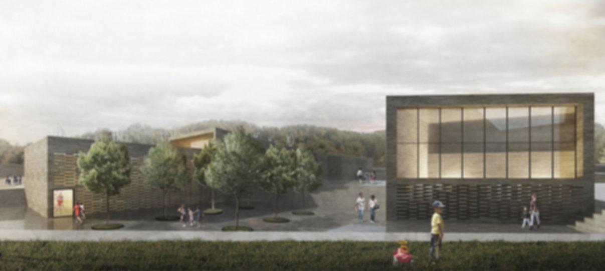 La scuola che vorrei, nuovo polo scolastico di sassa, Scuola moderna, Archisbang